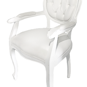 Louis XVI Arm Chair - event & wedding decor rental montreal | home staging decor