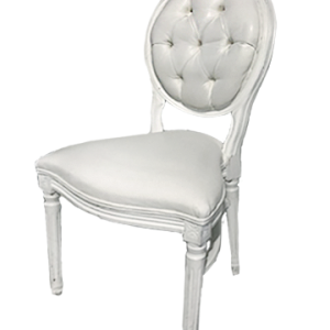 Louis XVI Chair - event & wedding decor rental montreal | home staging decor