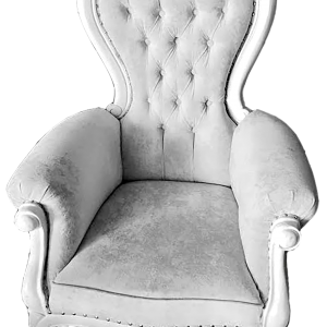 Rococo Chair - event & wedding decor rental montreal