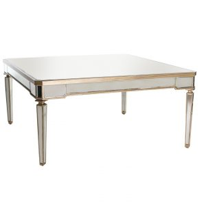 Cartier Square table - event & wedding decor rental montreal