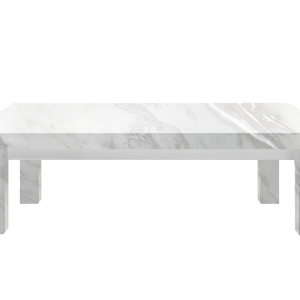 Marble Square Table - event & wedding decor rental montreal   home staging decor rental