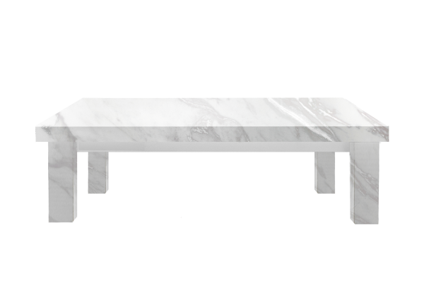 Marble Square Table - event & wedding decor rental montreal | home staging decor rental