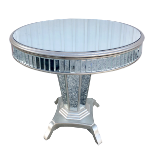 Cartier Round Table - event & wedding decor rental montreal | home staging decor rental